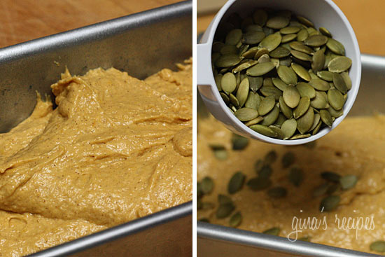 Low Fat Pumpkin Bread With Pepitas | Skinnytaste