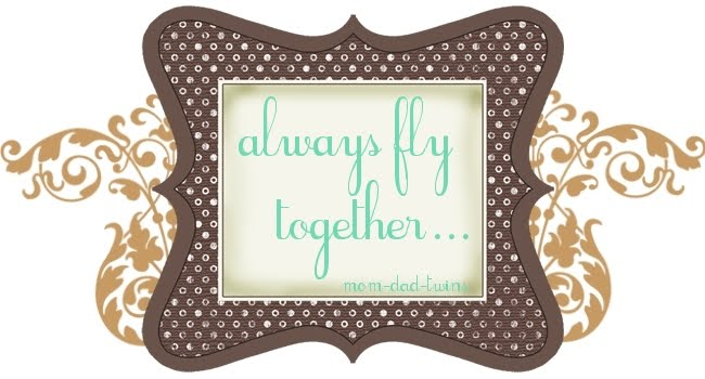 always fly together.  .  .