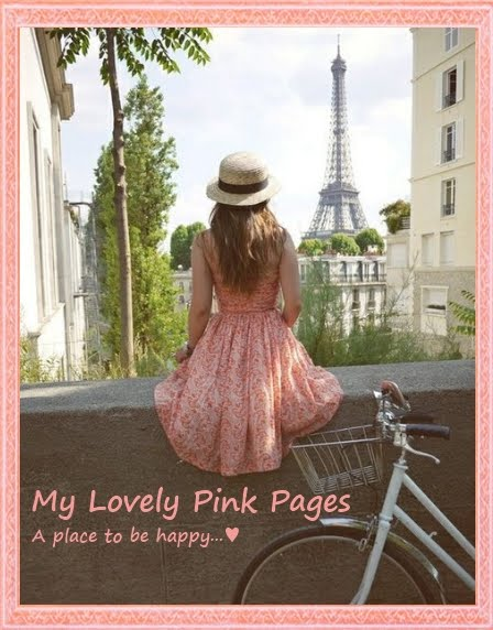 My lovely pink pages