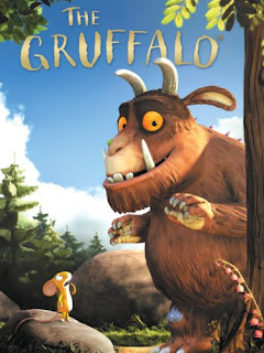 The Gruffalo 2009 Dual Audio Hindi 720p Bluray [300MB]