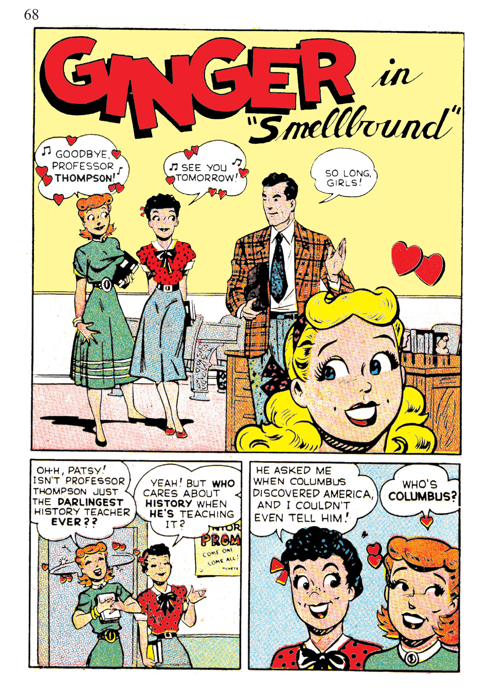 Read online The Best of Archie Comics comic -  Issue # TPB 1 (Part 1) - 66