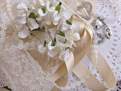 Wedding giveaway at The Ribbon GIrl