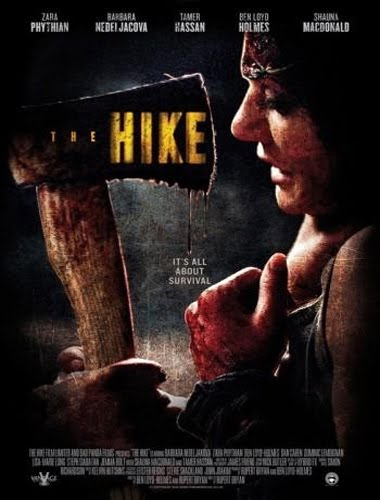 Ver The hike (2011) Online