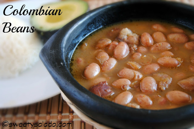 Colombian-style Beans And Rice Recipes — Dishmaps