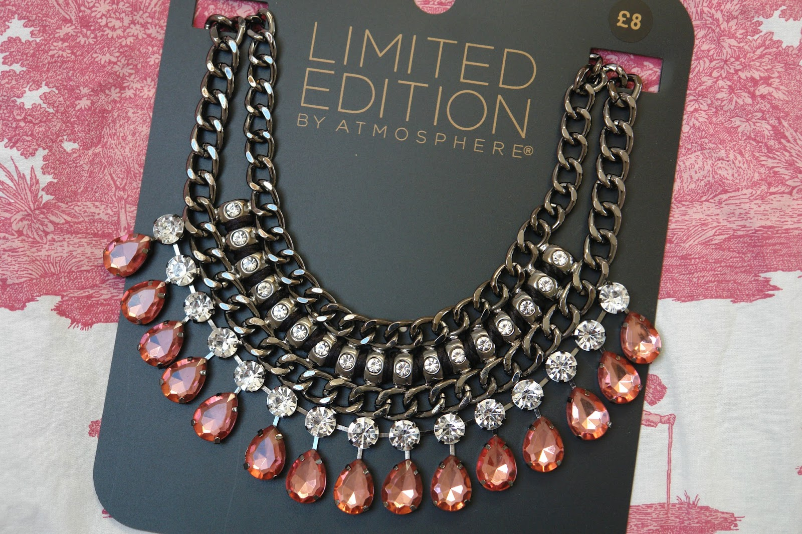 New Primark statement necklace