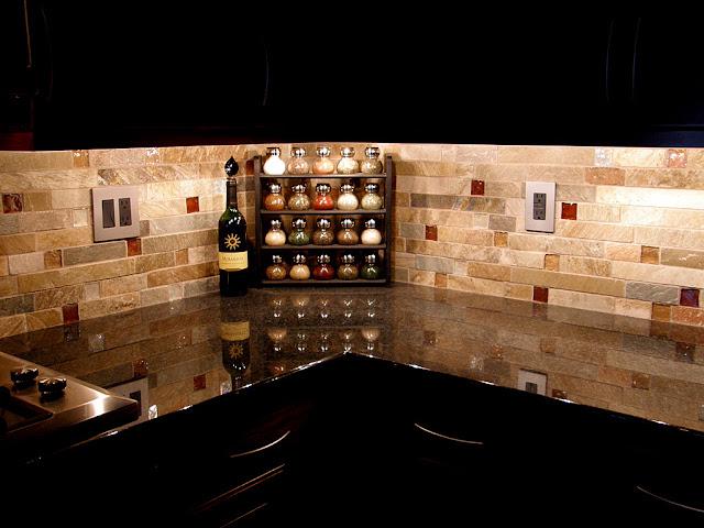 Brick Backsplash For Kitchen1