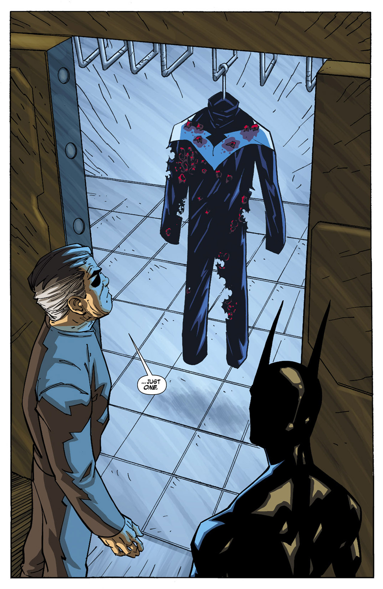 Batman Beyond (2010) Issue #4 #4 - English 10