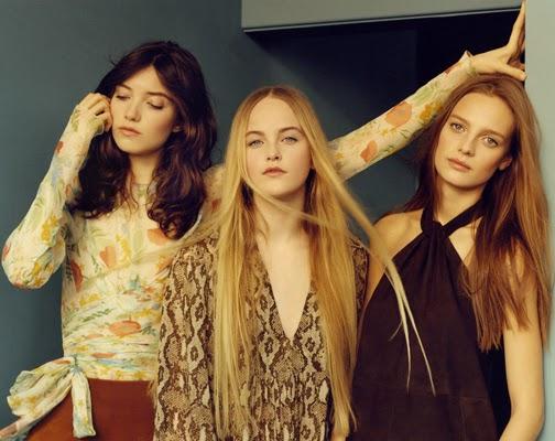 Zara woman moda primavera verano 2015 campaña