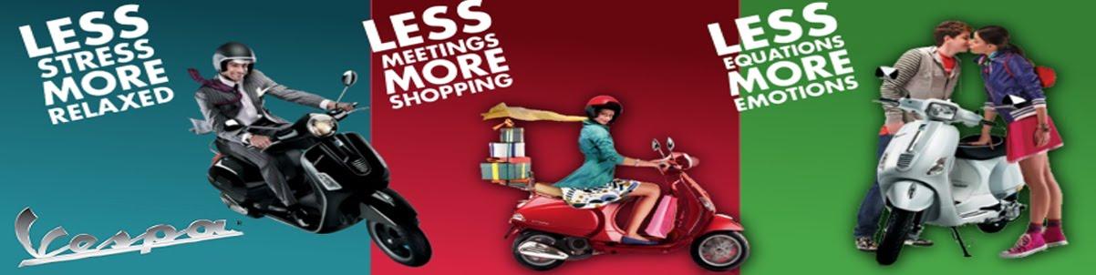Piaggio Vespa Motor Scooter | Dealer Resmi | Sales Service Sparepart