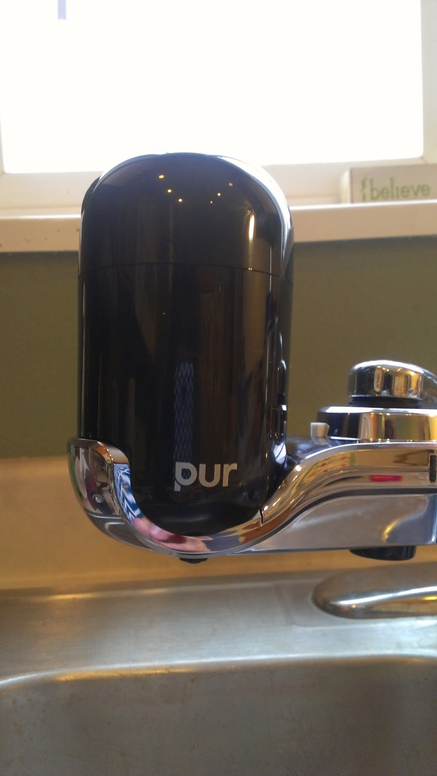 formerly phread: PUR Water Filtration System