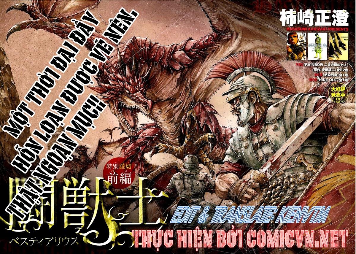 Toujuushi Bestialious!! chap 1 - Trang 2