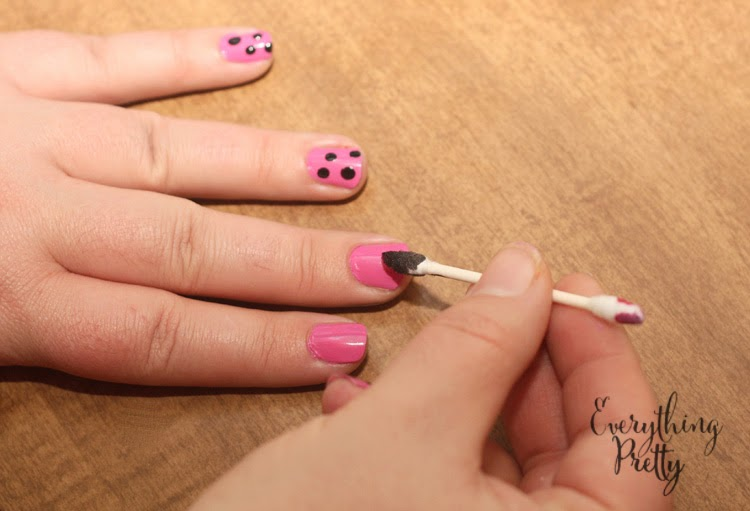 5 Easy Manicures with Q-Tips Precision Tips