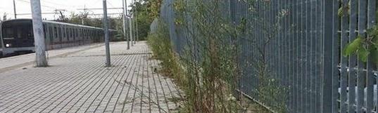 Roma-Lido: Stazione di Casal Bernocchi