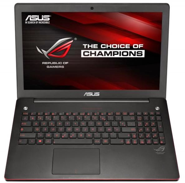 ASUS Philippines Opens ROG Gaming Experience Zone in Davao and Unveils the ROG G550JK Gaming Notebook