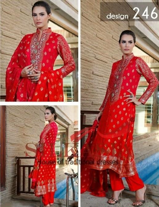 Silkasia Eid Dresses 2014