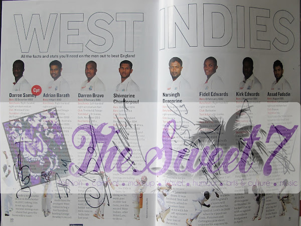 West Indies Cricket Team in England 2012