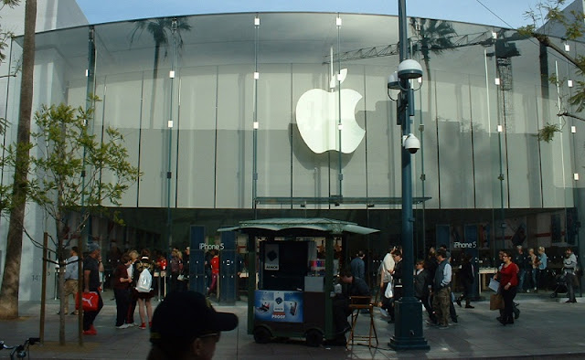 Apple Store em Santa Mônica