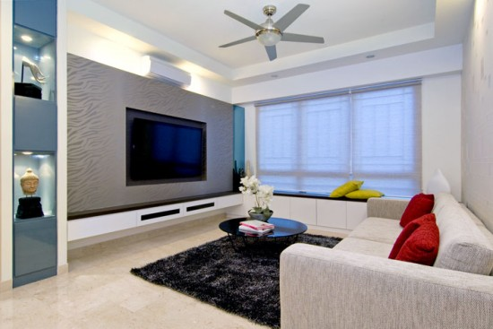 Great Interior Design Singapore Condo Part 27