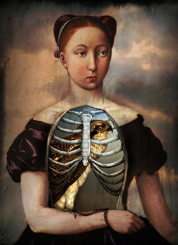Catrin Welz-Stein: Captured/Birdcage