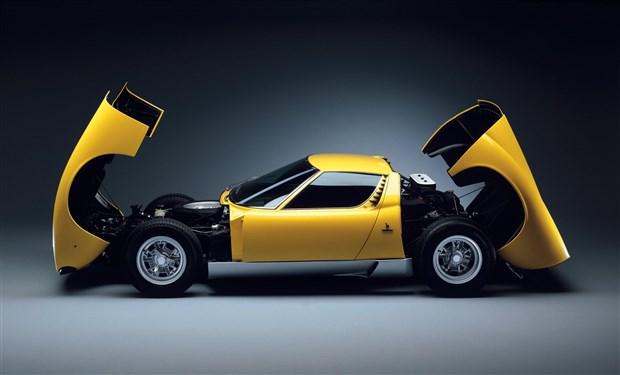 Aero Body Kits Center The Lamborghini Miura P 400 Sv