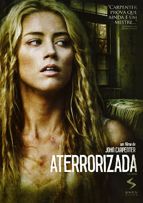 Aterrorizada - DVDRip Dual Áudio