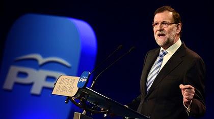 Rajoy acusa a Mas de perturbar situación económica de España