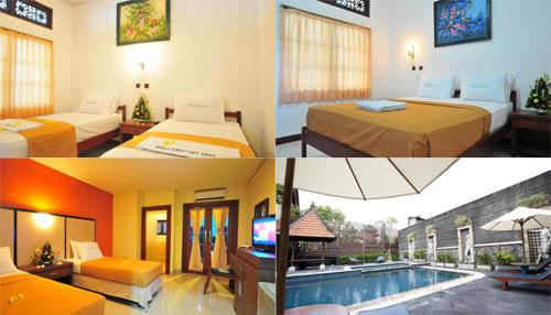 Sandat Hotel Legian Kuta Bali