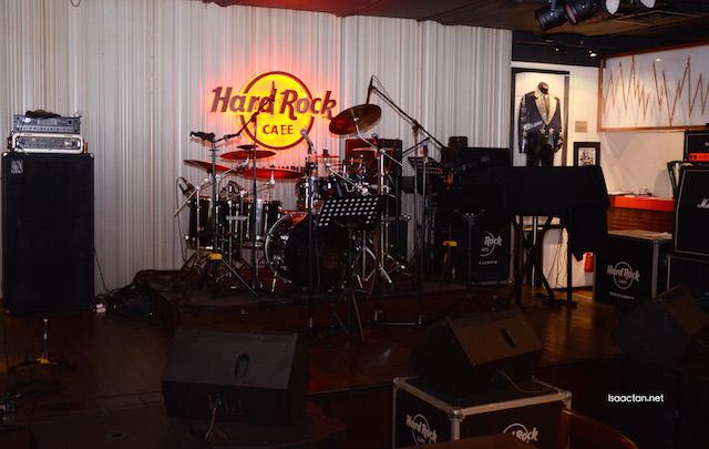 Hard Rock Cafe Kuala Lumpur World Burger Tour