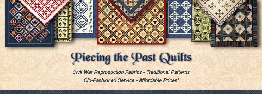 Piecing the Past Quilts