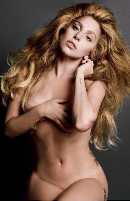 Lady Gaga, Chris Hadfield, Virgin Galactic,