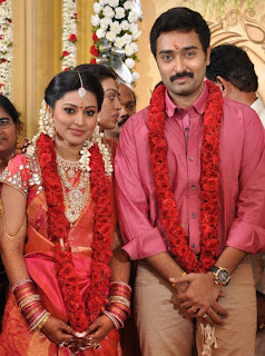 Sneha and Prasanna Engagement Pics