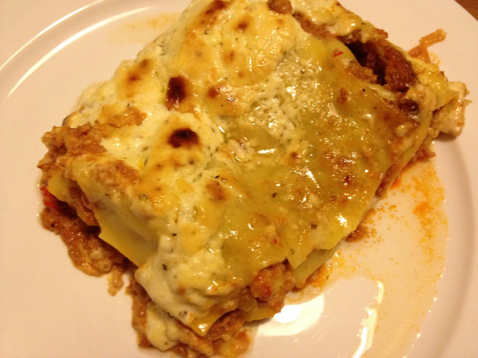 365 rezepte every day a new meal 17 dezember 2011 pizzabaguette lasagne. Black Bedroom Furniture Sets. Home Design Ideas