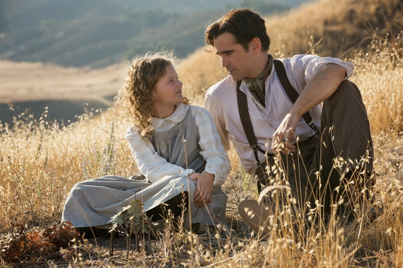 saving mr banks annie rose buckley colin farrel