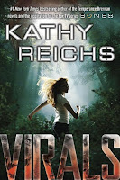 cover of Kathy Reichs' 'Virals'