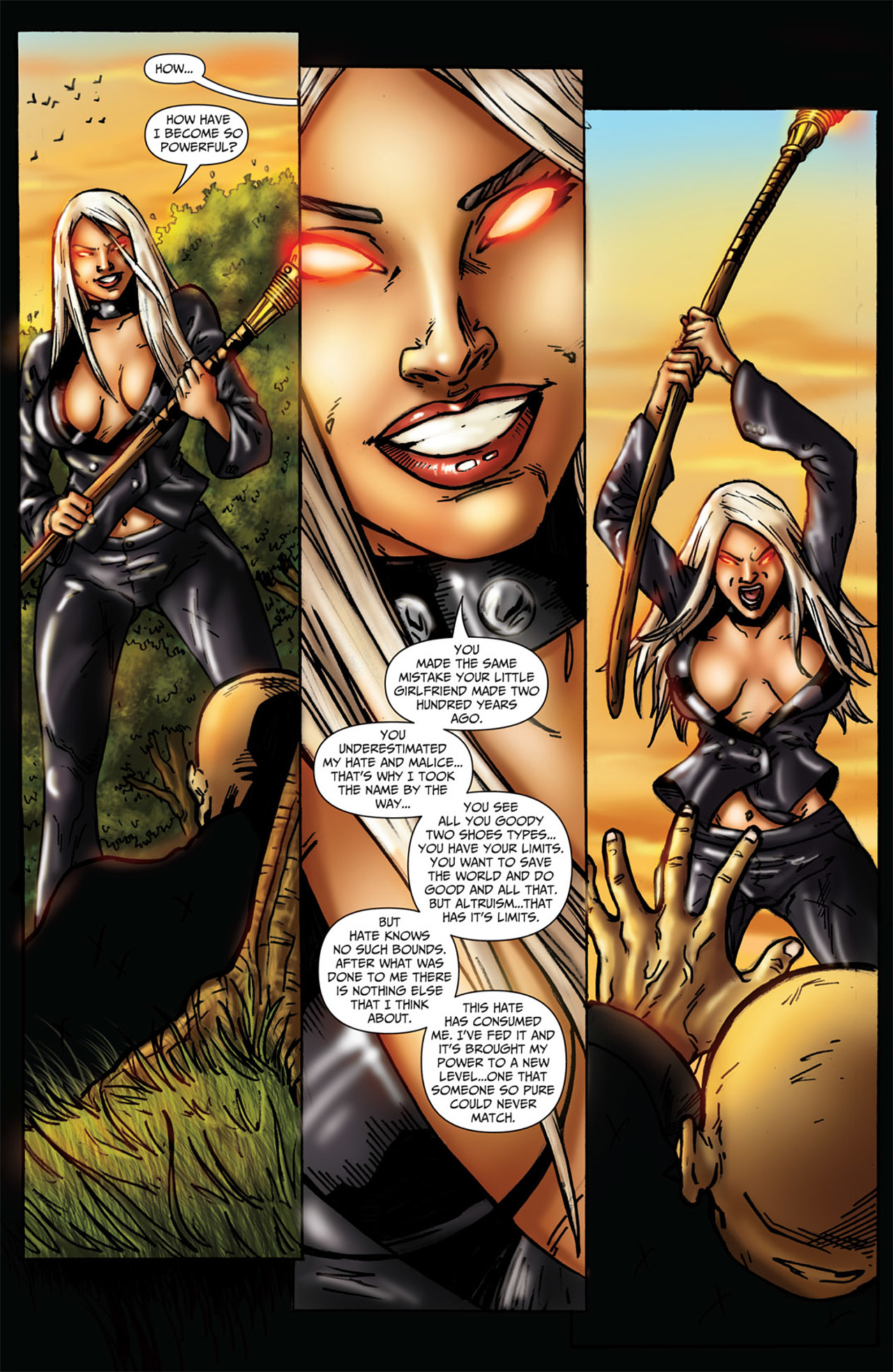 Grimm Fairy Tales (2005) Issue #43 #46 - English 17