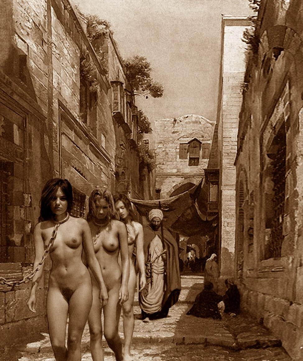 White slaves nude xxx scenes