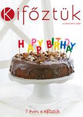 Kifőztük magazinba itt tudtok bele olvasni: