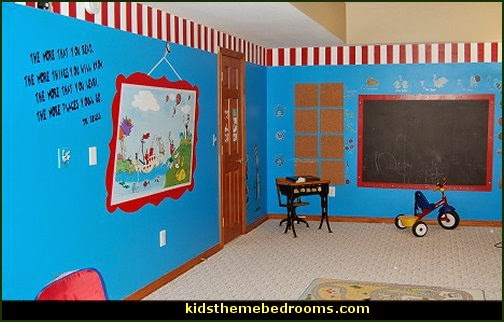 Exceptionnel Decorating Theme Bedrooms Maries Manor Dr Seuss Bedroom