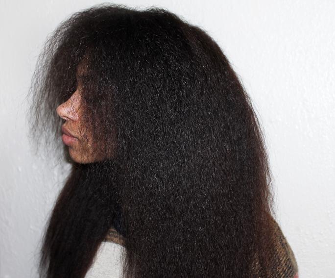 Fresh Lengths Hair Talk Natural Relaxed