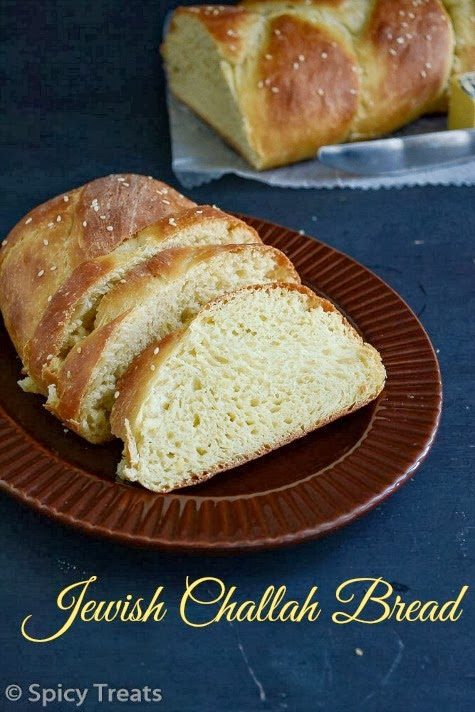 Vegan Challah Bread