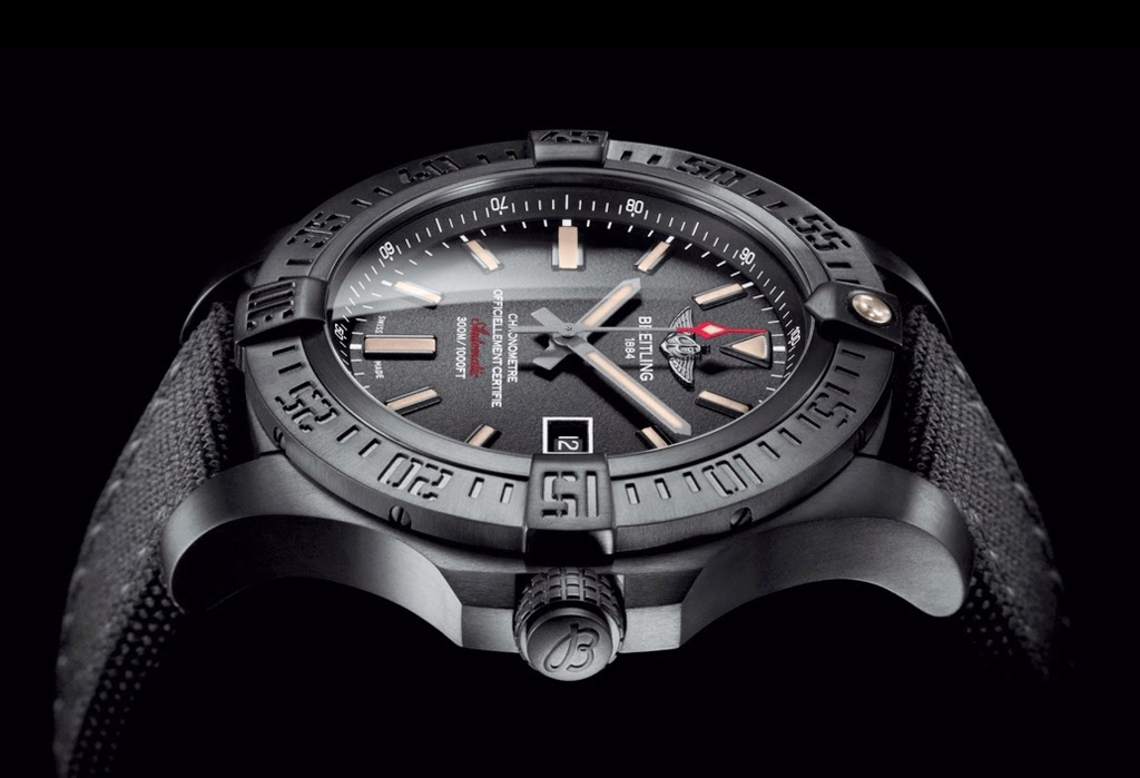 caisse breitling emergency