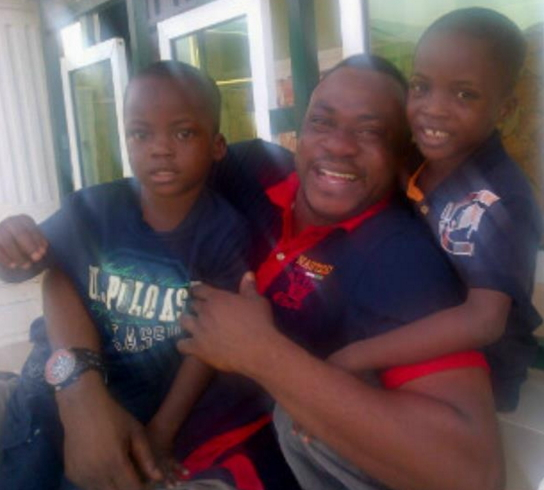 odunlade adekola children