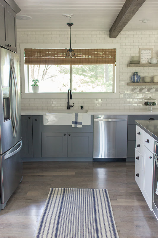 Gray Kitchen Cabinets Lowe's