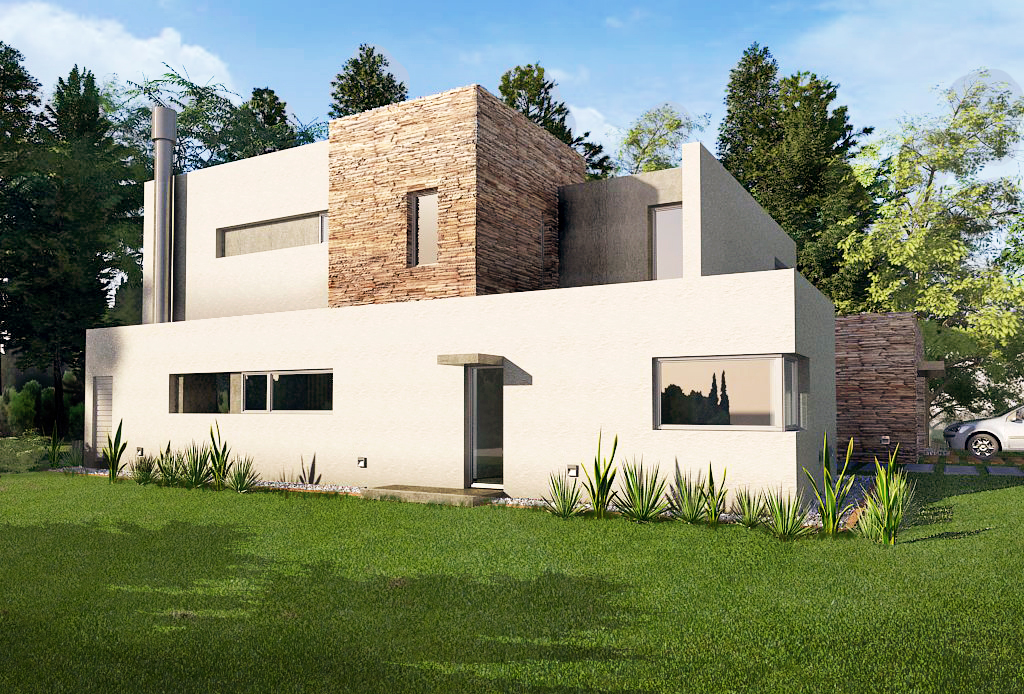 R E N F I S Arquitectura Digital Vivienda Unifamiliar