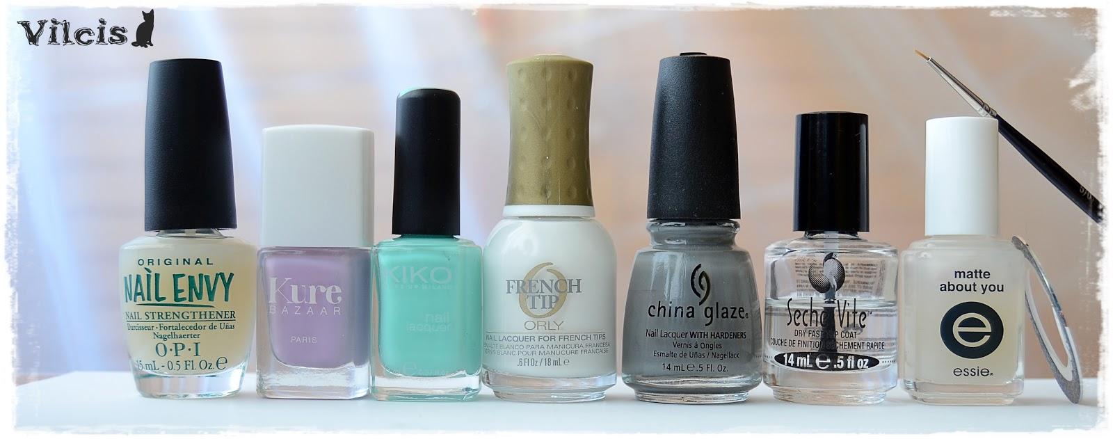 Vilcis nail designs: Reto ABC de las uñas - con D de DIENTE DE LEÓN