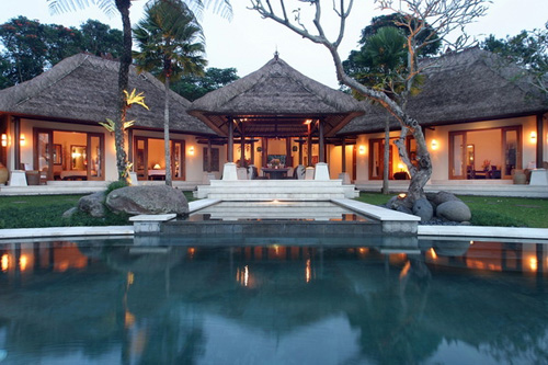Home styles bali style for Balinese house plans