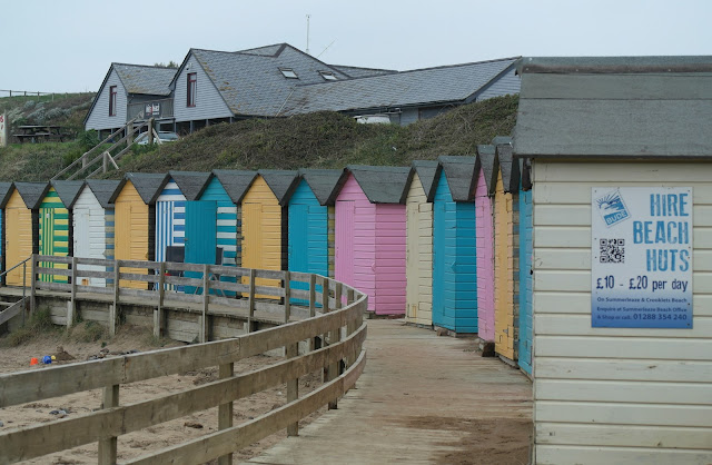 Summerleaze Bude Beach Huts for Hire