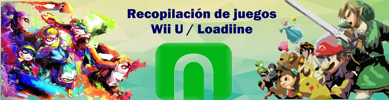 Recopilación de juegos para Nintendo Wii U