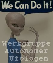 UFO-Feldforschung statt Vereinsmeierei!