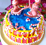 Birthday Cake Barbie